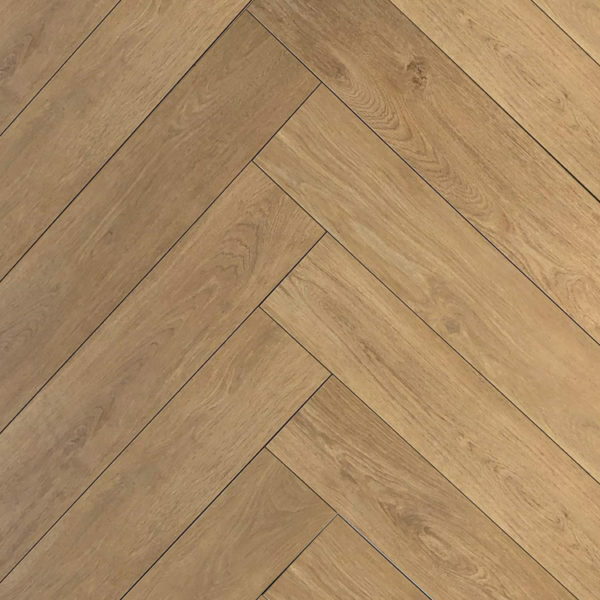 keramisch parket – visgraat houtlook tegels bruin nid natural 15x90